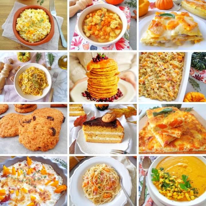 20 przepisów z dynią (20 ricette con la zucca)