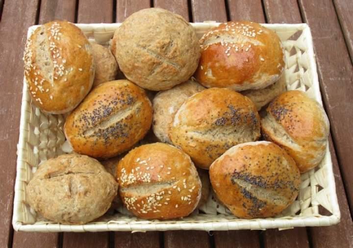 Bułki pszenno żytnie