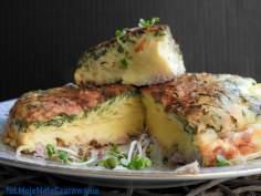 Salviata – zapiekany torcik szałwiowy