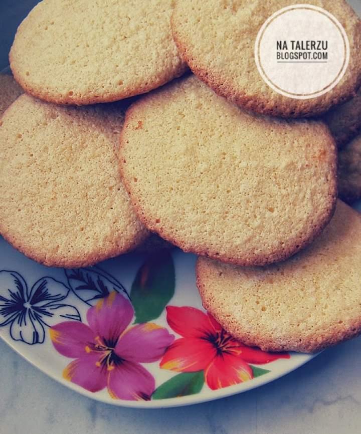 Błyskawiczne ciasteczka z płatków błyskawicznych