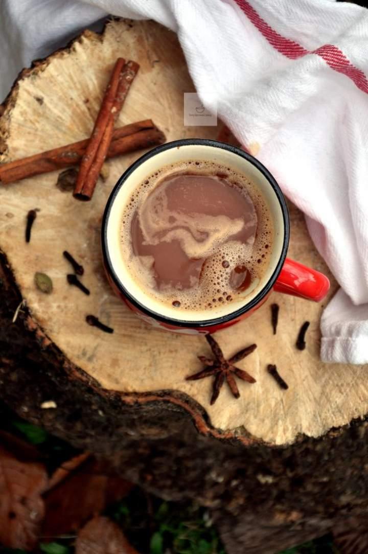 Rooibos masala chai (wegańska)