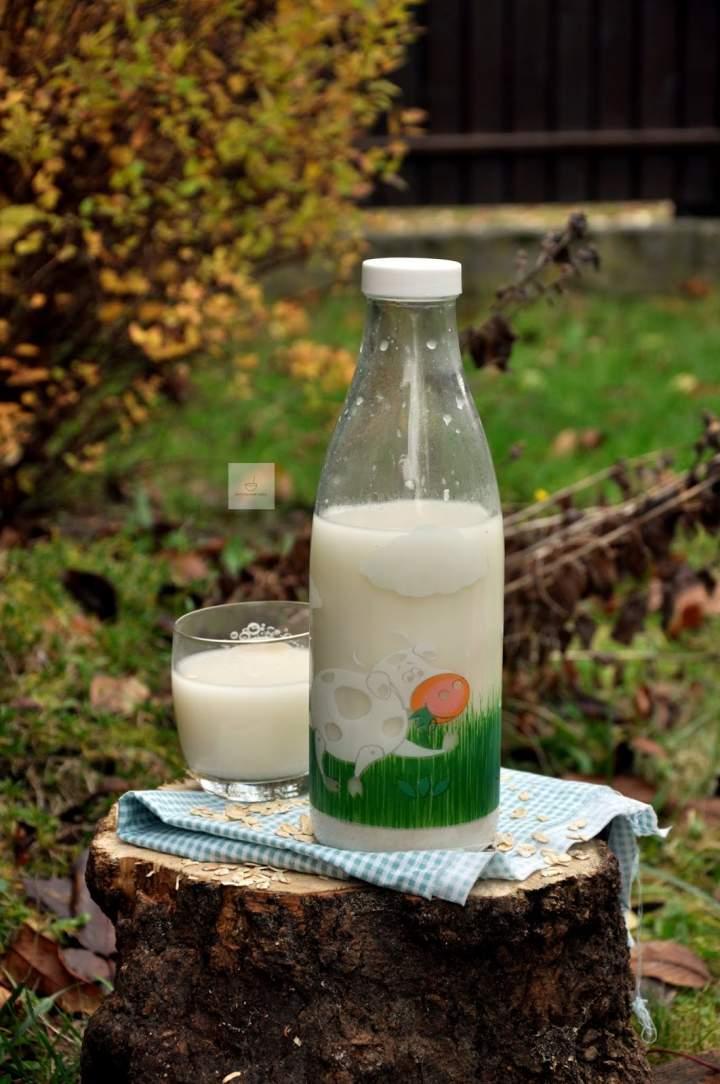 Napój (mleko) owsiane