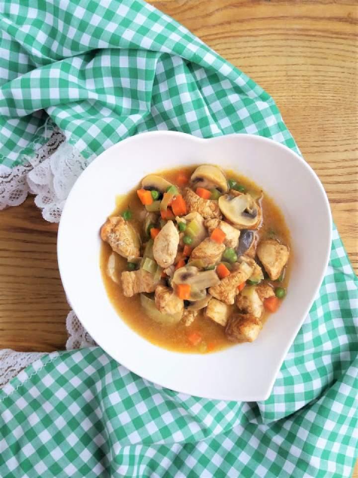 Klasyczna potrawka z kurczaka / Classic Chicken Stew