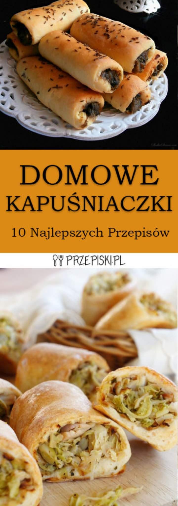 TOP 10 Przepisów na Domowe Kapuśniaczki – Idealne na Święta i nie Tylko