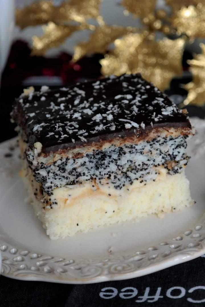 Ciasto Pomadka