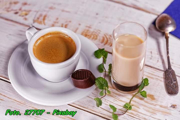 Kawowe Latte ( z % ).