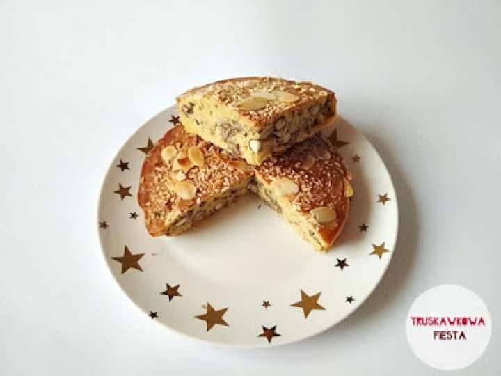 Ciasto z orzechami