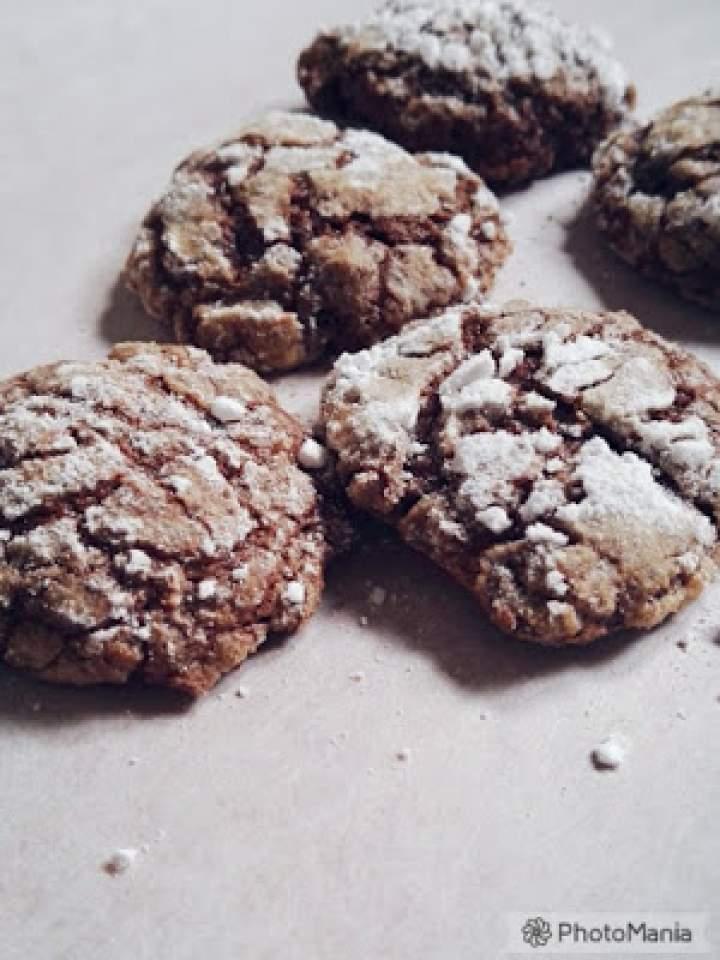 Popękane ciasteczka