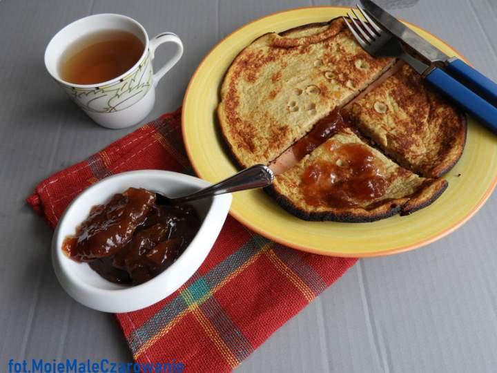 Omlet z płatków owsianych – omlet owsiany