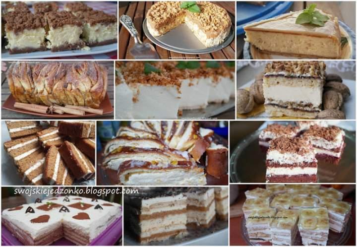 Ciasta na święta -16 przepisów