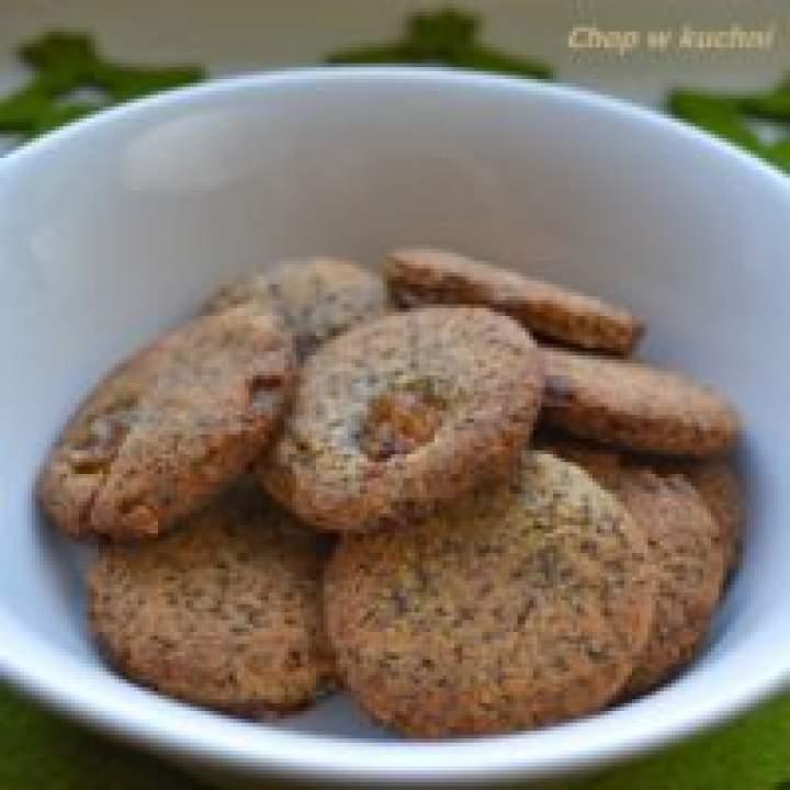 Kyjksy makōwkowe (Ciasteczka makówkowe)
