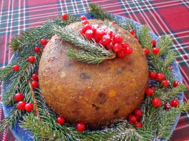 Świąteczny pudding (Christmas pudding)