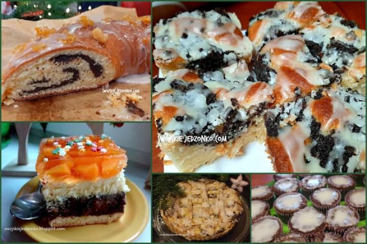 Ciasta z makiem -idealne na święta
