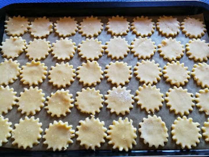 Ciasteczka z gotowanych żółtek