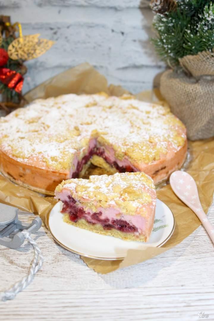 Ciasto różowa pychotka