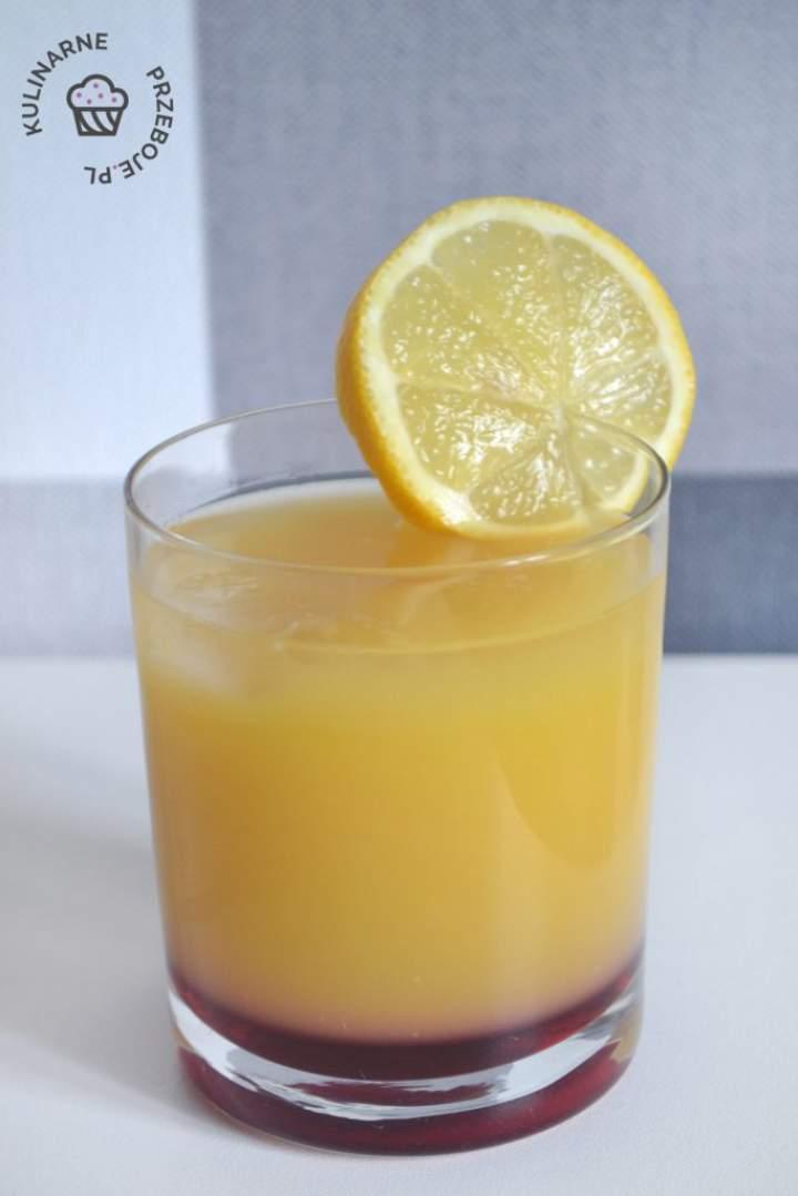 Drink bezalkoholowy Tęczowy Ananas