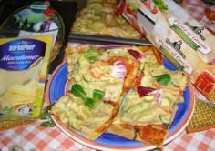 pizza smaczna, szybka, łatwa…