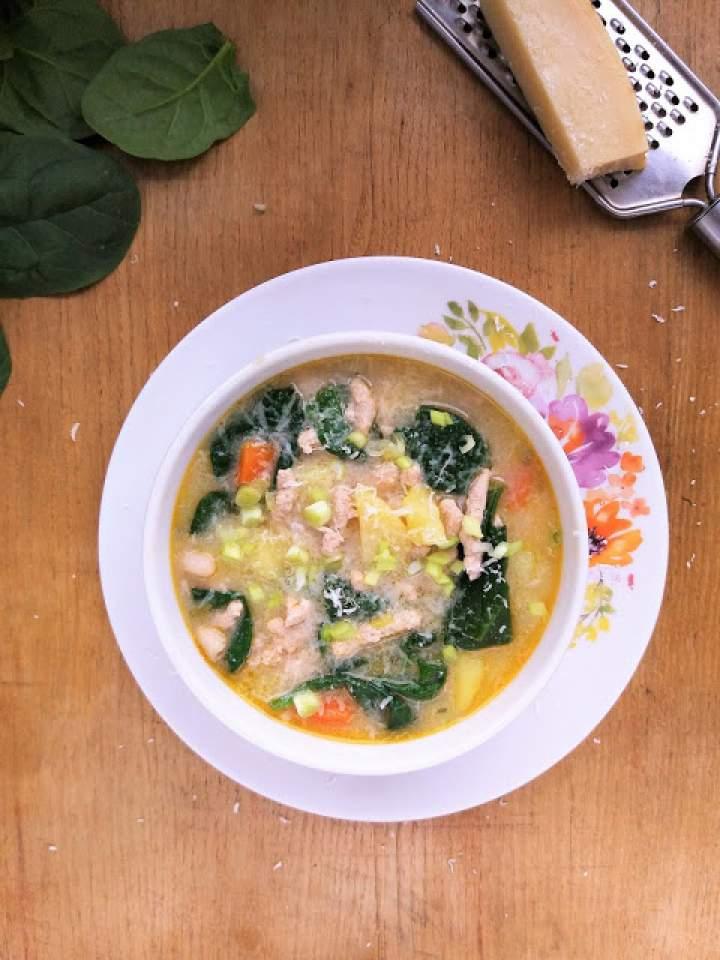 Zupa toskańska (Zuppa Toscana) / Zuppa Toscana Recipe