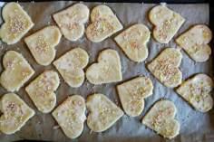 Barwne kruche ciasteczka