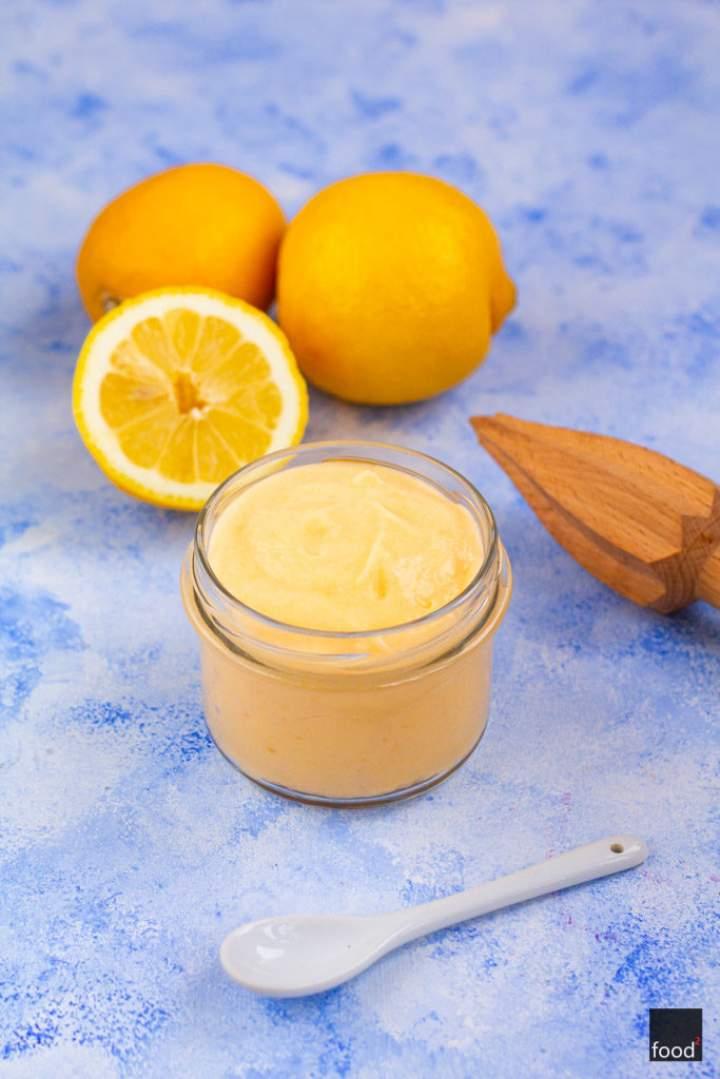 Lemon curd – angielski krem cytrynowy