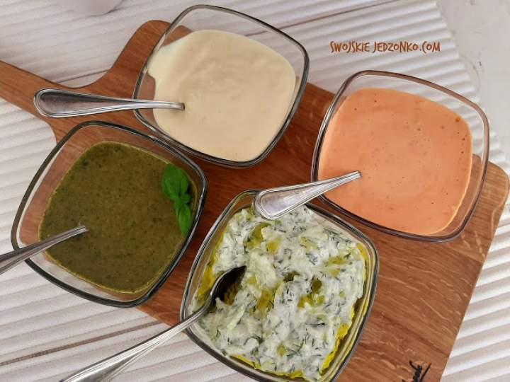 Sosy do mięs i warzyw – 4 proste przepisy
