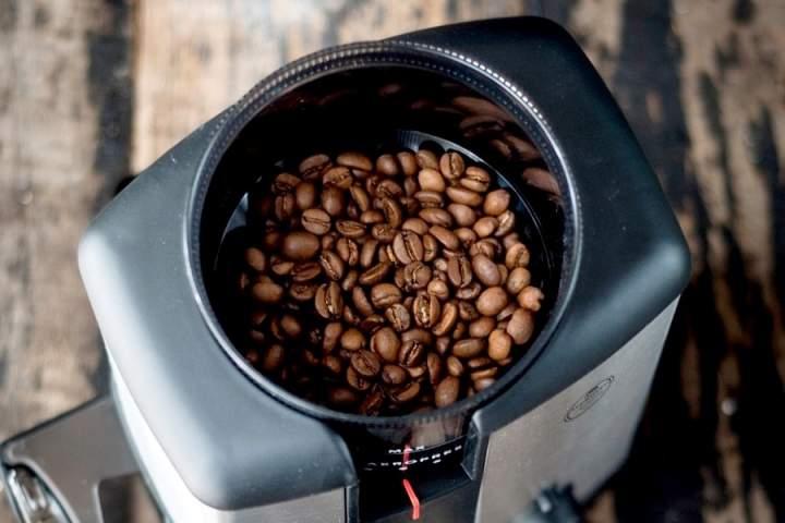 Jak zmielić kawę
