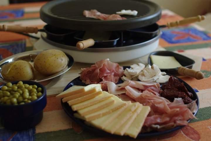 Pomysły na dania raclette z grilla