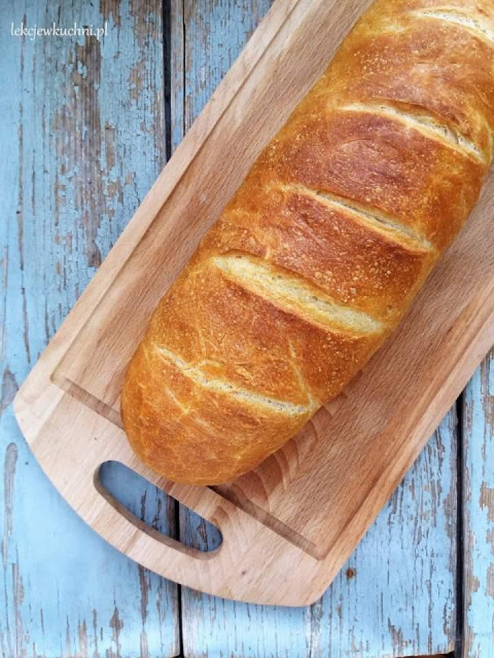 Pszenny chleb drożdżowy z wodą z gotowania ziemniaków / Potato Water Bread