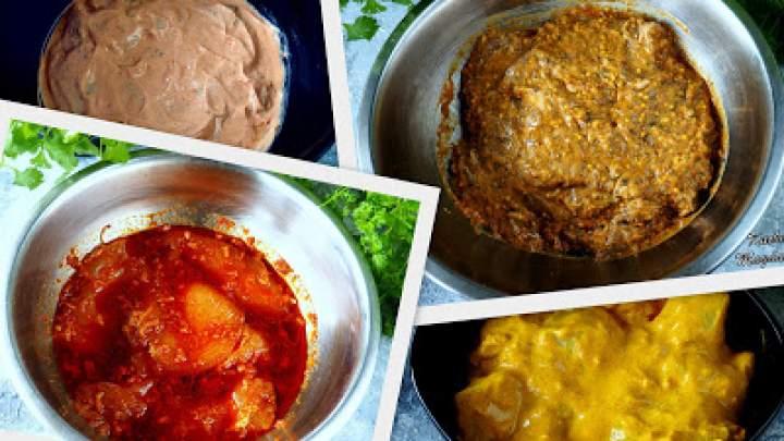 Marynaty do mięs – 4 przepisy
