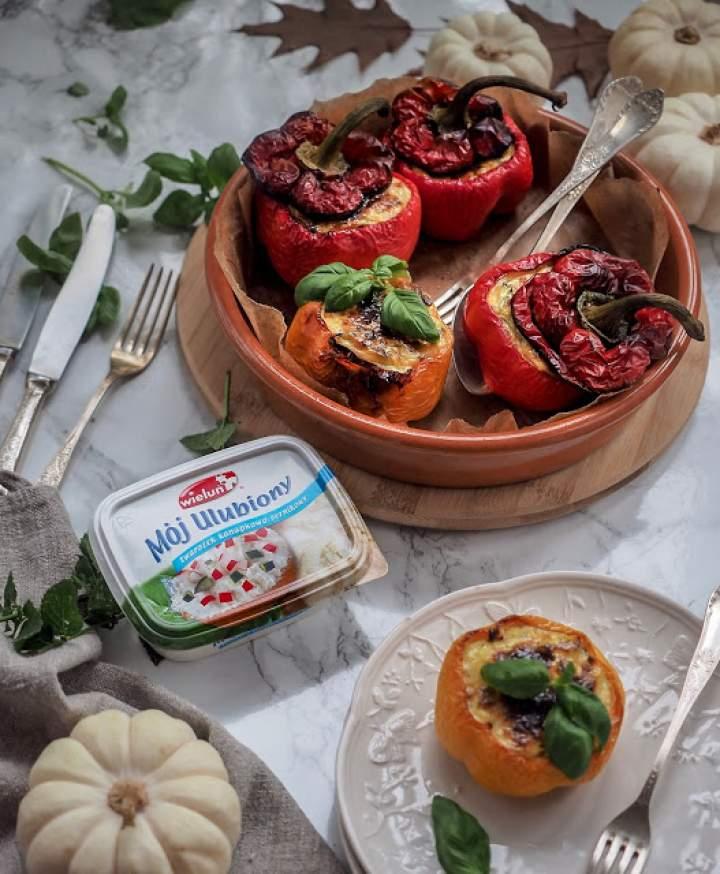 Mój ulubiony przepis na jesień – zapiekana papryka