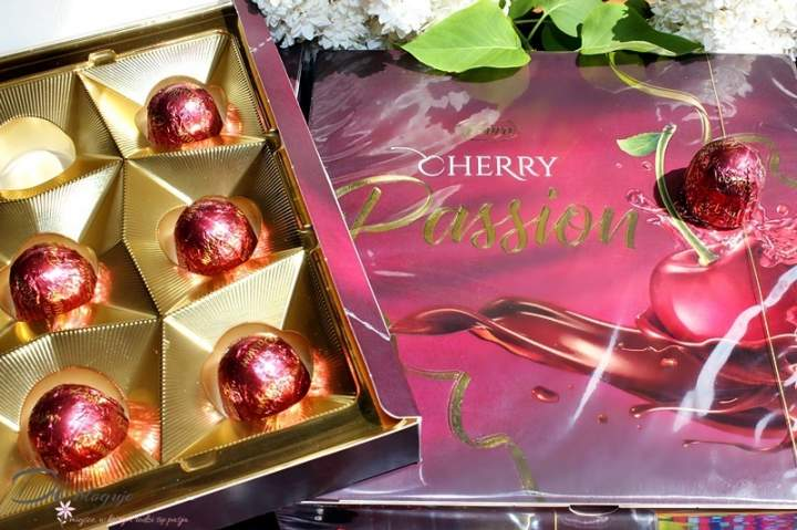 Cherry Passion od Vobro nie tylko jako słodki prezent – recnezja