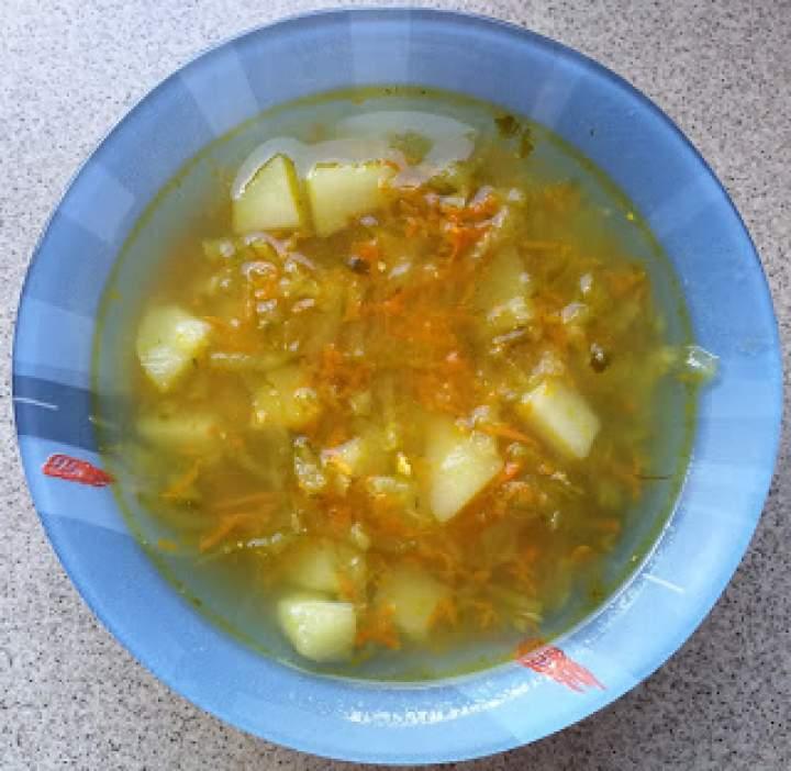 Zupa ogórkowa III