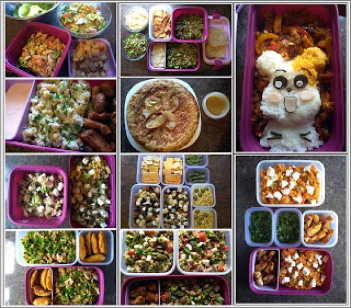 Moje lunchboxy