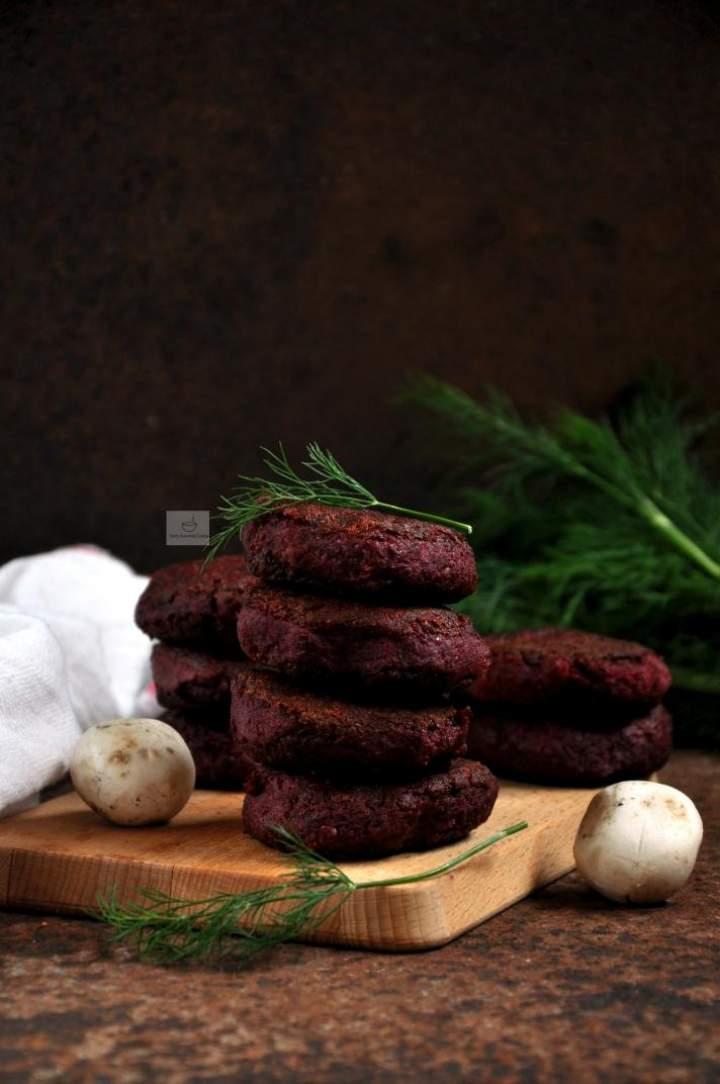 Burgery wegańskie i bezglutenowe
