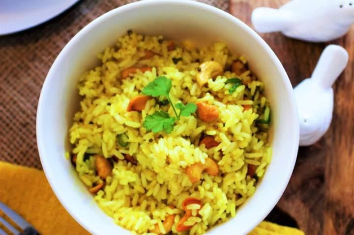 Ryż cytrynowy / Lemon rice