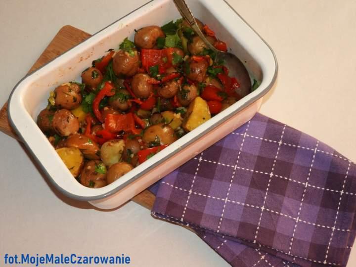Batata Harra – ziemniaki libańsko – syryjskie
