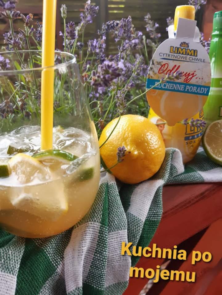 Cytryniada z prądem. Drink Lemon & Lime z LIMMI, czyli słodkie orzeźwienie na RODOS