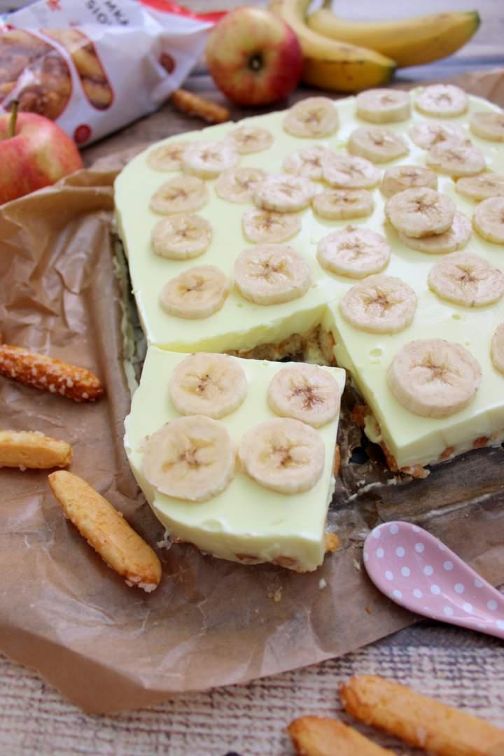 Cytrusowa pianka na słomce ptysiowej – ciasto bez pieczenia
