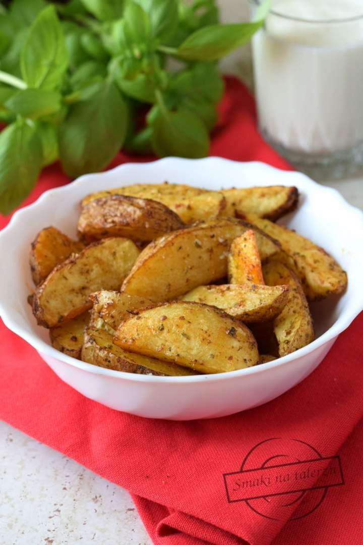 Ziemniaki z piekarnika II