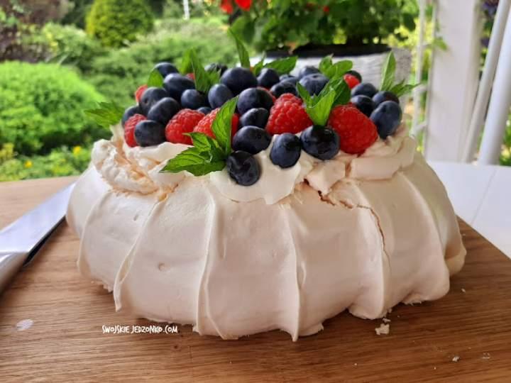 Najlepszy deser – Pavlova