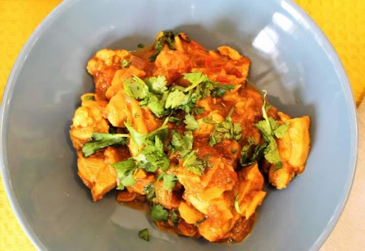 Kurczak Bhuna / Chicken Bhuna Curry