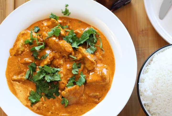 Chicken tikka masala recipe – przepis na szkockie curry.