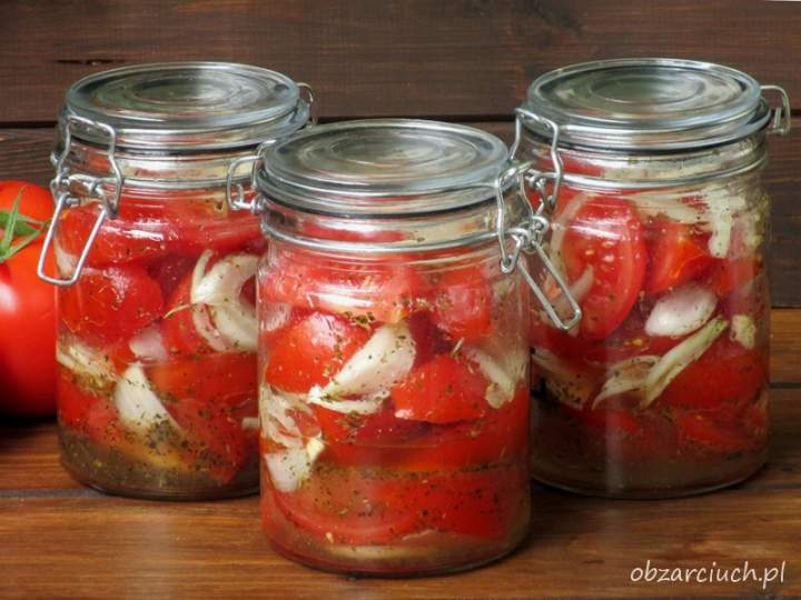 Jak zrobić marynowane pomidory w godzinę bez pasteryzacji