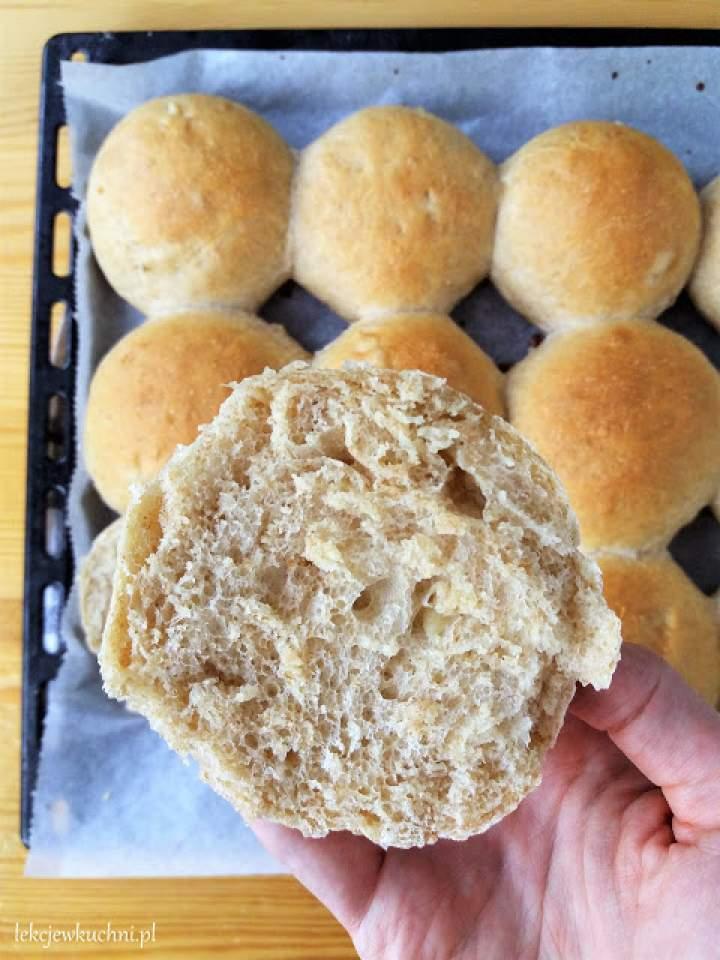 Bułki cebulowe / Onion Rolls