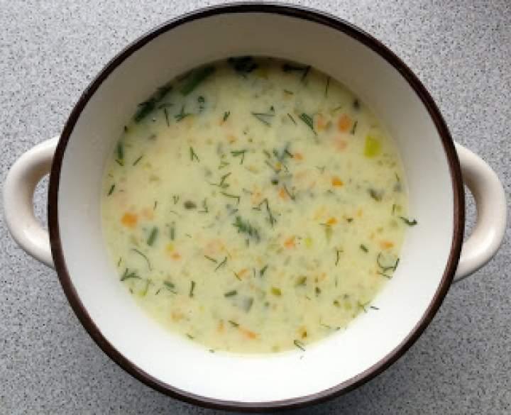 Zupa ogórkowa wersja na Thermomix