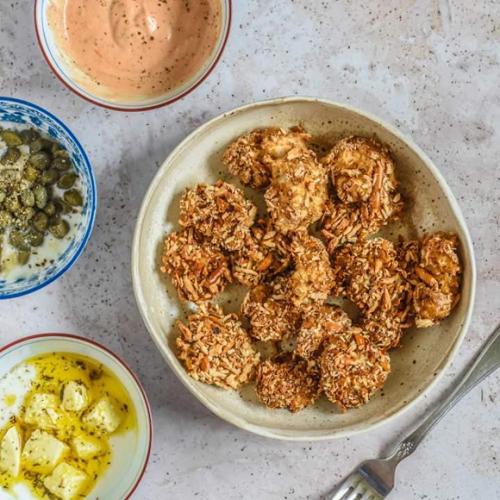 Nuggetsy w paluszkach + 3 najlepsze sosy do nuggetsów