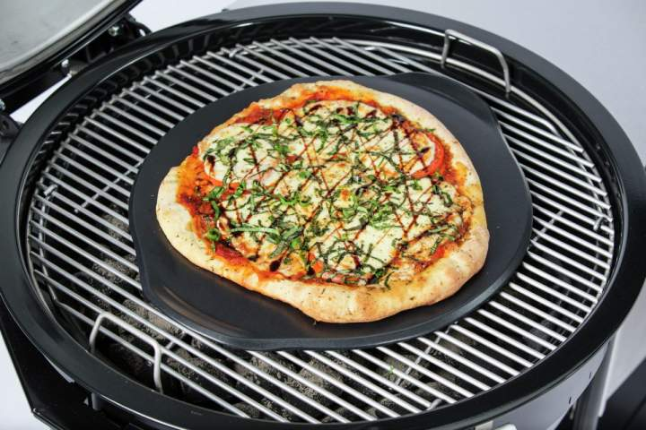 Jak zrobić pizzę na grillu?