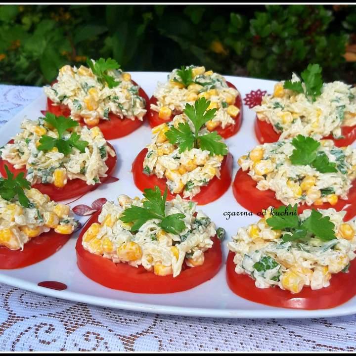 Pomidory z serem