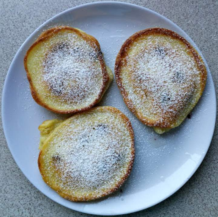 Pancakes Nigelli Lawson – wersja na Thermomix