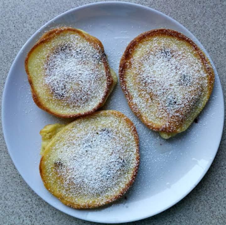 Pancakes Nigelli Lawson